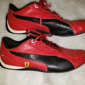 f86b3d2ede10 Puma · Puma Men s Kids Red Ferrari ...